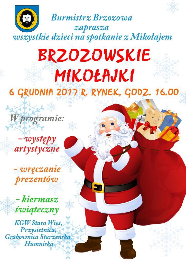 Brzozowskie-Mikołajki