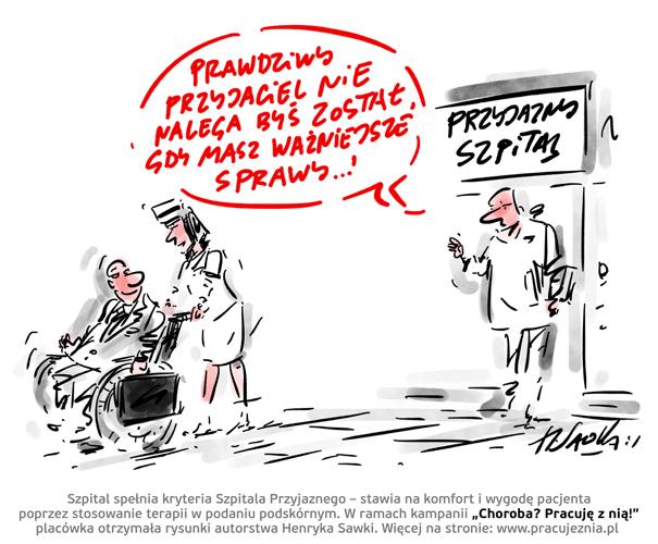 SZPITAL PRZYJAZNY - RYS. 2 Henryk Sawka