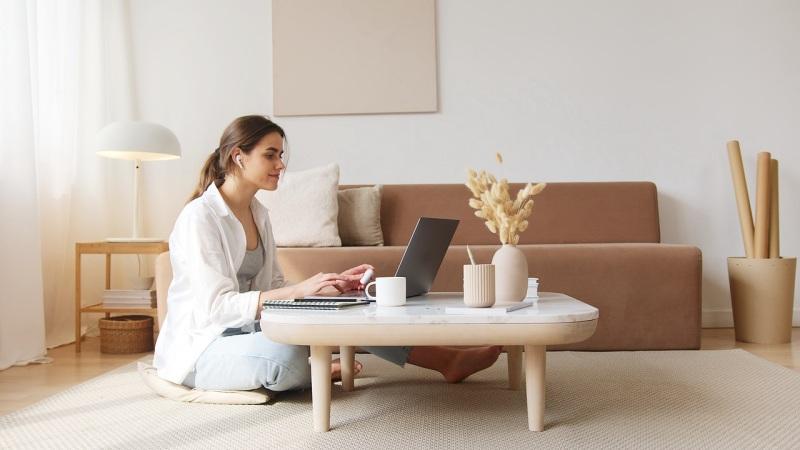 Wiszące fotele ogrodowe - rozwiązanie także do twojego mieszkania