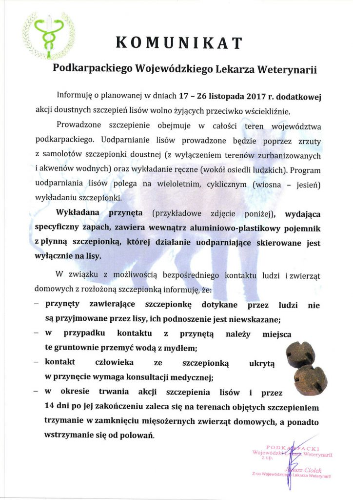 komunikat_weterunaria