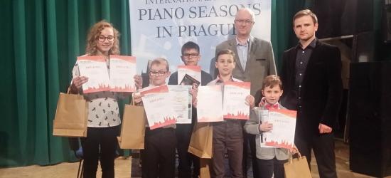 Międzynarodowy sukces uczniów Szkoły Muzycznej w Dydni (ZDJĘCIA)
