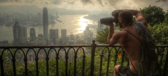 CARPE DREAM: Hong Kong, czyli raj na ziemi. Zobacz kolejną efektowną relację z podróży Stefana i Lukasa (ZDJĘCIA)