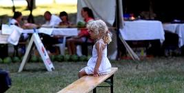 Piknik familijny w Haczowie