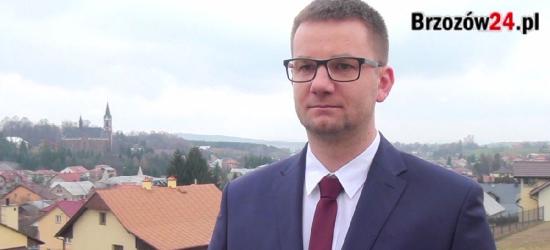 Radosław Gromek kandydatem na sołtysa w Grabownicy (VIDEO)