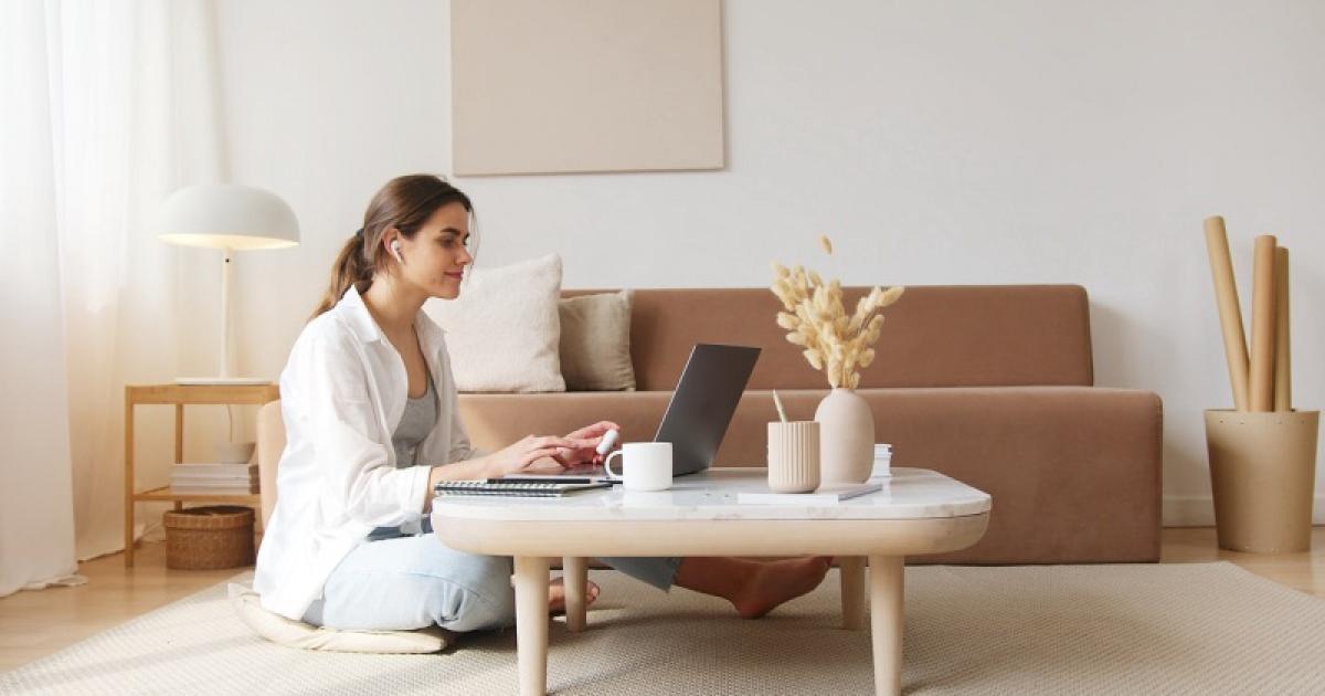 Wiszące fotele ogrodowe – rozwiązanie także do Twojego mieszkania