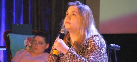 BRZOZÓW: Przejmujące świadectwa. Odważnie i dobitnie o niepełnosprawności (VIDEO, ZDJĘCIA)