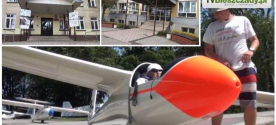 LESKO24.PL: W Lesku będą kształcić lotników? Szansa dla powiatowej oświaty (FILM)