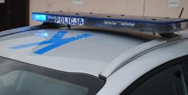 KRONIKA POLICYJNA: Groźby z siekierą, czołówka i potrącenie gimnazjalistki