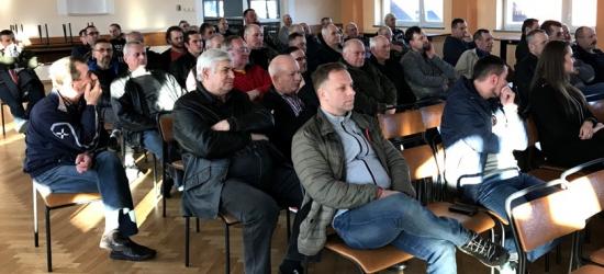 Zebrania wiejskie z udziałem burmistrza Szymona Stapińskiego (ZDJĘCIA)
