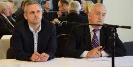 Posiedzenie wspólnych komisji rady w Brzozowie. Poruszono temat oświaty, zaopatrzenia w wodę gminy i sprawy bieżące (ZDJĘCIA)