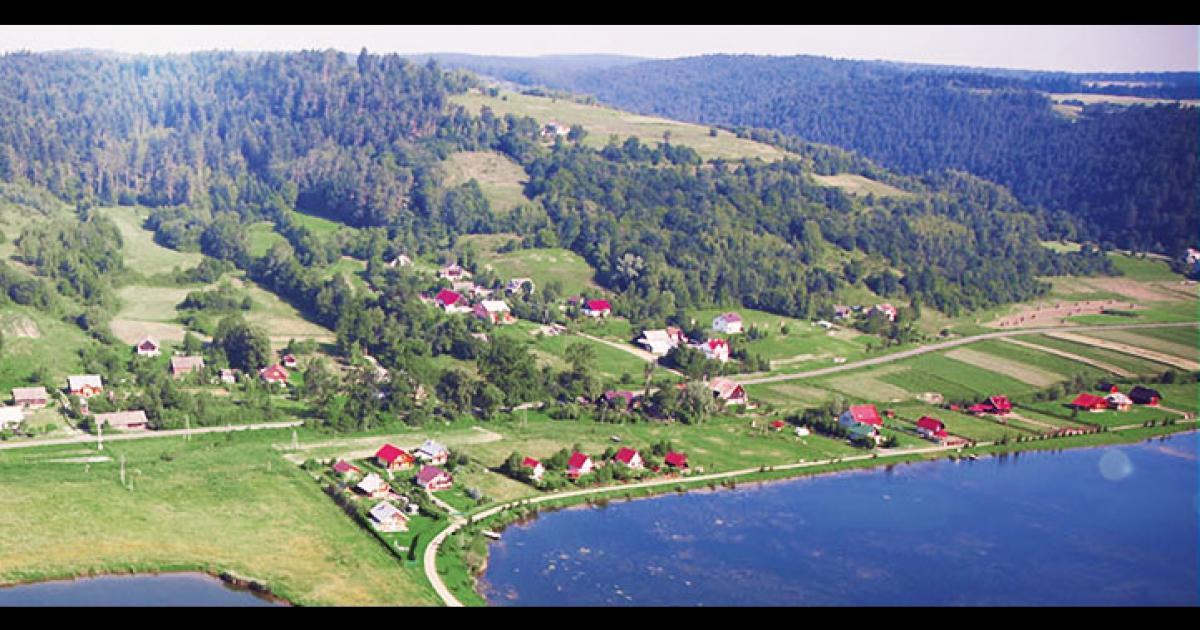 Jacek nad Jackami będzie promował gminę Dydnia