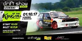 Szybkie samochody, niesamowite umiejętności kierowców, adrenalina. Drift Show Izdebki 2017