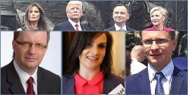 Prezydent Donald Trump widzi Polskę jako serce Europy. Komentarze parlamentarzystów z regionu (ZDJĘCIA)