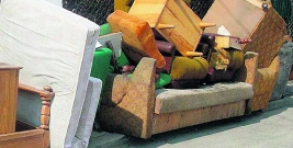 Zbiórka odpadów wielkogabarytowych i elektrośmieci