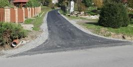 Nowe nawierzchnie na dwóch drogach w Domaradzu (ZDJĘCIA)