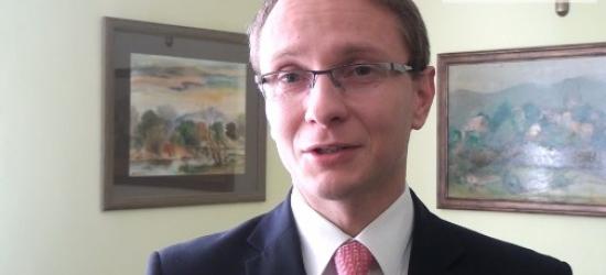 PIOTR URUSKI: Dziękuję wyborcom. Łza kręci się w oku (FILM)