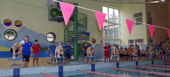 BRZOZÓW: 164 pływaków rywalizowało na basenie MOSiR. Zobacz wyniki (ZDJĘCIA)