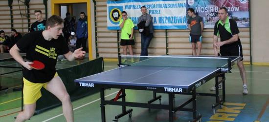 Turnieju Tenisa Stołowego w Górkach (WYNIKI, ZDJĘCIA)