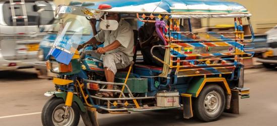 CARPE DREAM: Przeprawa przez Laos i pierwsze kroki w Tajlandii (ZDJĘCIA)