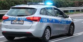 POWIAT BRZOZOWSKI: Pijany kierowca jednośladu. Uczynny znajomy oferował 200 złotych łapówki