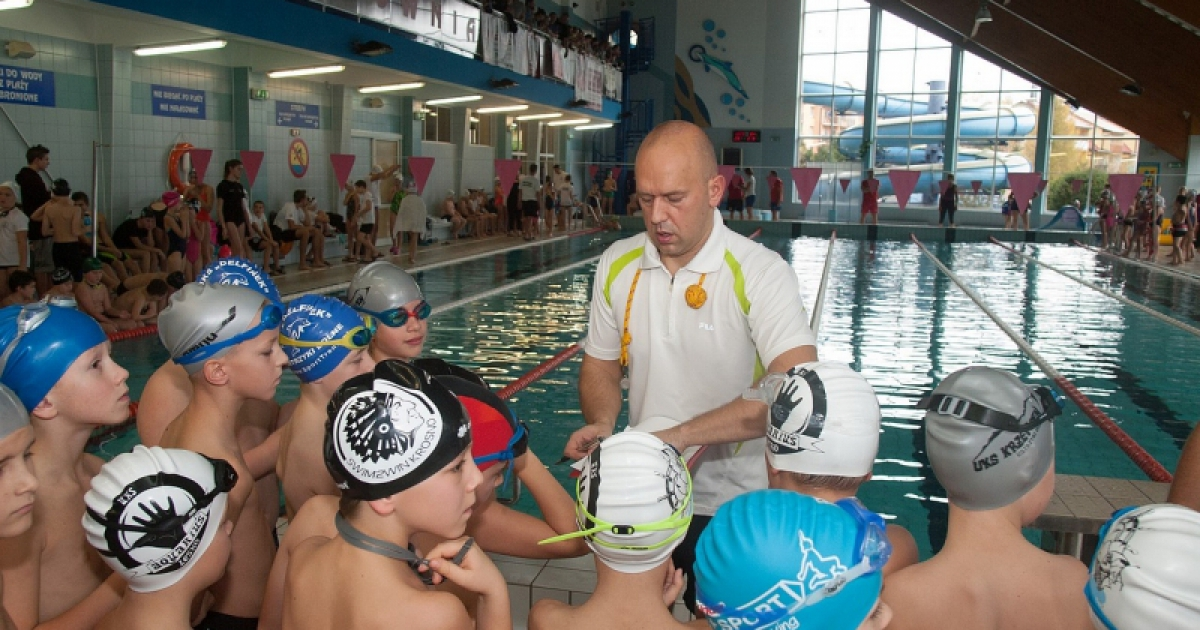 Dwustu pływaków walczyło o podium. Druga edycja Południowo – Podkarpackiej Ligi w Pływaniu (ZDJĘCIA)