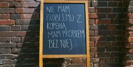 Wpadła bomba do piwnicy , napisała na tablicy … czyli o reklamie kredą