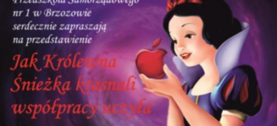 """BDK zaprasza na przedstawienie """"Jak Królewna Śnieżka krasnali współpracy uczyła"""""""