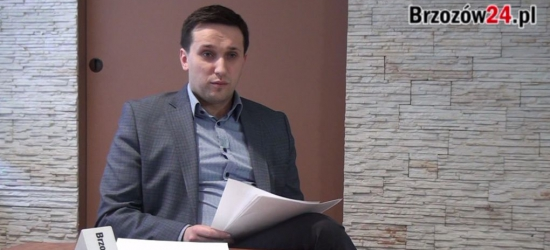 BRZOZÓW: Konkurs na sekretarza, nowy prezes PGK i dodatkowe miejsca parkingowe (VIDEO)