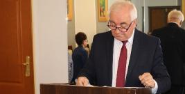 Przebieg pracy włodarza gminy Brzozów w okresie międzysesyjnym. Sprawozdanie burmistrza Józefa Rzepki (FILM, ZDJĘCIA)