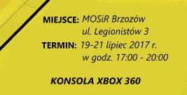 Turniej FIFA 2017 w brzozowskim Miejskim Ośrodku Sportu i rekreacji