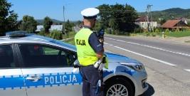 Policyjny pościg za pijanym kierowcą bez prawa jazdy