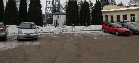 Przypominamy: Parking za urzędem otwarty dla petentów (FOTO)