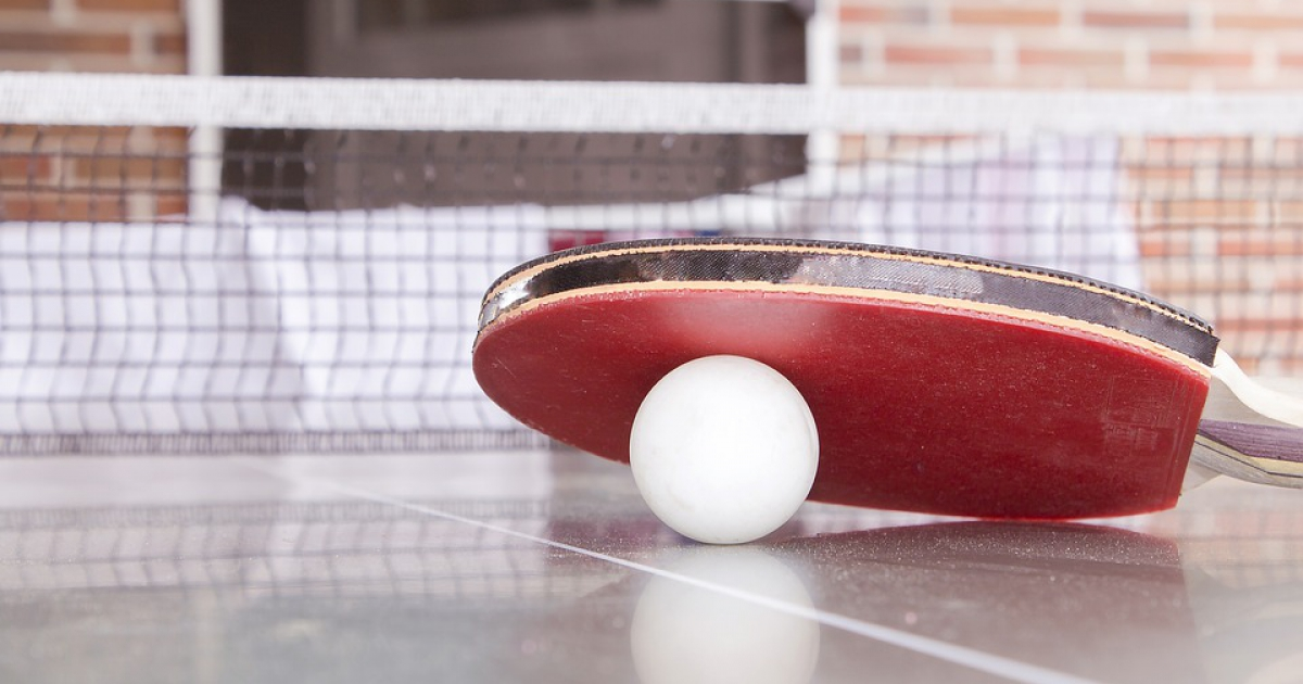 Turniej tenisa stołowego. Sportowcy spotkają się w Górkach