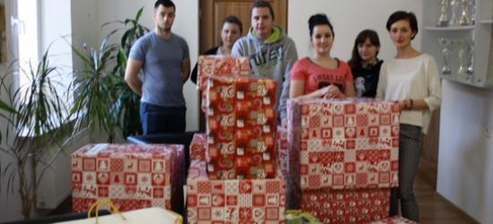 SANOK: Świąteczna pomoc w PWSZ Sanok (ZDJĘCIA)