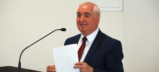Burmistrz Brzozowa z absolutorium za wykonanie budżetu w 2017 roku (FILM, ZDJĘCIA)
