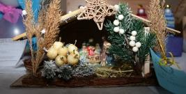 DYDNIA: Gminny konkurs na wykonanie stroika oraz szopki bożonarodzeniowej (ZDJĘCIA)