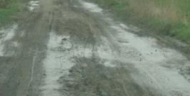 INTERWENCJA: Gdzie trafiły płyty z drogi gminnej, prowadzącej do oczyszczalni w Turzym Polu? (ZDJĘCIA)