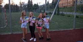 Wyniki turnieju tenisa ziemnego dziewcząt w Izdebkach (FOTO)