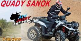 Autoryzowany Salon Quady Sanok zaprasza na jazdy testowe