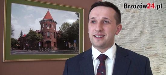 BRZOZÓW: Nowe godziny pracy urzędu, inwestycje i spotkanie z przedsiębiorcami (WYWIAD VIDEO)