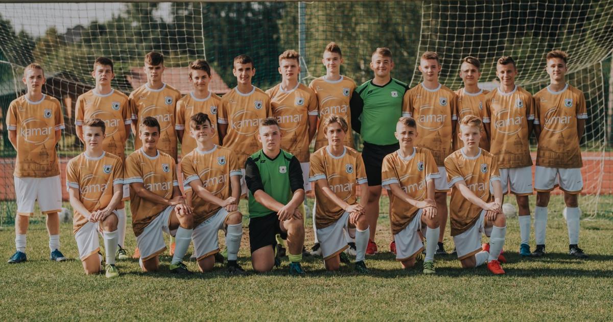 Wielki sukces drużyny juniorów młodszych Brzozovii Brzozów!