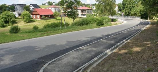 Nowy chodnik w Zmiennicy. Inwestycja kosztowała blisko pół miliona złotych (ZDJĘCIA)
