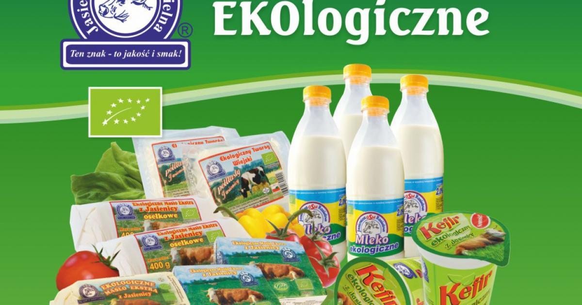 Żywność ekologiczna kluczem do zdrowia