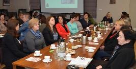 O bezpieczeństwie i produktach regionalnym na spotkaniu powiatowych gospodyń (ZDJĘCIA)