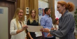 Powiat brzozowski sportem stoi, 33 uczniów wyróżnionych podczas uroczystości Podsumowania Powiatowego Współzawodnictwa Sportowego Szkół za rok szkolny 2016/2017 (ZDJĘCIA)