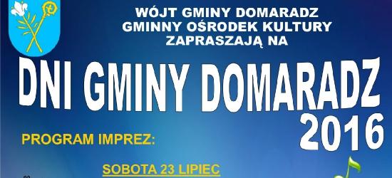 Dni gminy Domaradz