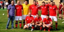 Państwowa Straż Pożarna w Brzozowie zwycięzcą Turnieju Piłki Nożnej o puchar Komendanta Powiatowego Policji