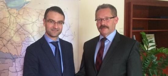 Tomasz Poręba: Modernizacja linii kolejowej Dębica-Mielec-Ocice wśród głównych priorytetów inwestycyjnych PKP PLK