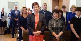 Nagrody dla pracowników brzozowskiej oświaty. Lista nagrodzonych (ZDJĘCIA)