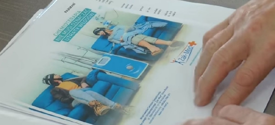 Czepki onkologiczne dla brzozowskich pacjentów? Jest szansa! (FILM)